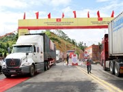 Vietnam-China freight route opens to traffic