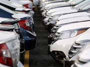 Automobile sales dips 6 percent in eight months