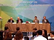 APEC workshop discusses MSMEs' access to digital economy