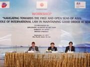 Workshop navigates towards free, open seas of Asia