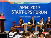 APEC forum looks towards dynamic, networked start-ups community