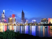 FDI inflow into HCM City soars in eight months