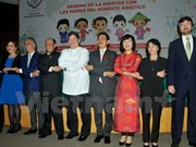 Culture week celebrates ASEAN's 50th founding anniversary in Mexico