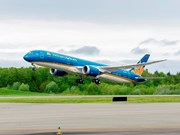 Vietnam Airlines calls off flights to Taiwan due to storm Talim