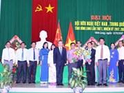 Vietnam-China Friendship Association of Vinh Long holds first congress