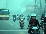 Hanoi starves for breath of fresh air