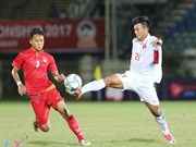 U18 Vietnam eliminated from AFF U18 Championship