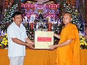 Steering committee congratulates Khmer people on Sene Dolta festival