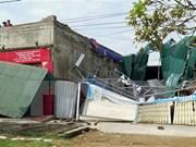 Typhoon Doksuri wreaks havoc in central areas