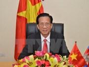 Vietnamese ambassador bids farewell to Cambodian leader