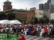 Vietnam Festival held in Japan's Kanagawa prefecture