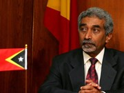 Congratulations to new leaders of Timor-Leste