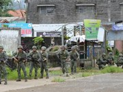 Philippines believes battle to retake Marawi is ending