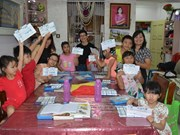 Vietnamese kids in Malaysia learn mother tongue
