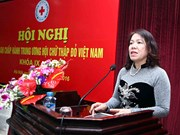 Hanoi to host Southeast Asia Red Cross leadership meeting