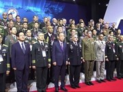 Vietnam attends 10th Pacific Armies Chiefs Conference in Seoul