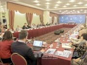 Russia hosts international workshop on East Sea
