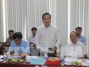 Vietnam, Bosch company cooperate in traffic, vehicle safety research