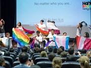 Largest event for LGBTQ community underway in Hanoi