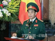 Army General Staff Chief receives Cambodian guest