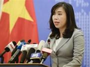 FM spokesperson updates settlement of Vietnamese death in Taiwan