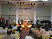International arts college inaugurated in Hanoi