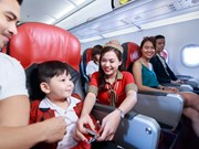 Vietjet offers saving tickets on Vietnam-Taiwan routes