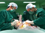 Hip replacement results improve in Vietnam
