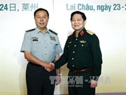 Vietnam, China work together to maintain peaceful border