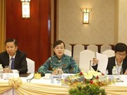 HCM City, Lao province share experience in people's council work