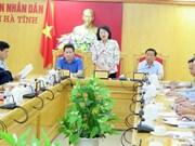 Vice President visits Ha Tinh following storm Doksuri