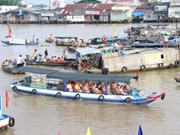 Can Tho to upgrade Cai Rang floating market
