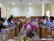 Dien Bien cooperates with Lao provinces to develop agriculture