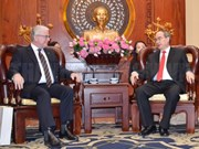 Vietnam-Australia trade ties thriving