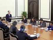 President Tran Dai Quang meets ABAC Vietnam leaders