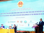 PM asks Mekong Delta to develop smart, sustainable agriculture