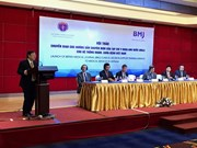 Initiative to improve professional skills of Vietnamese doctors