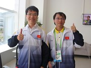 Liem, Son win blitz event at AIMAG