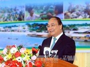 Hau Giang urged to improve business environment to attract investment