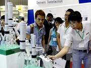 Techmart 2017 opens in Ho Chi Minh City