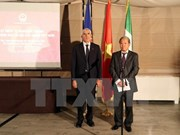Vietnam's National Day celebrated in France, Italy