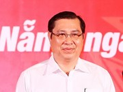 Da Nang leader given strong warning
