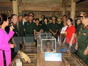 Lao-funded Ho Chi Minh memorial house inaugurated in Nghe An