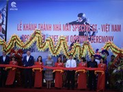 Danish garment factory opened in Nam Dinh province