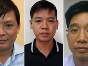Three more PVC officials detained in embezzlement case