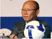 National football team has new head coach