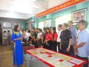 Hoang Sa, Truong Sa exhibition comes to ethnic minority people