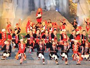 National cultural festival of Dao ethnic people wraps up