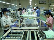 Binh Duong: Industrial production index rises 9.48 percent