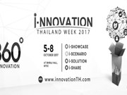 Innovation Thailand Week 2017 to be held